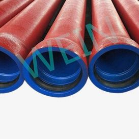 Fbe Ductile Iron Pipe